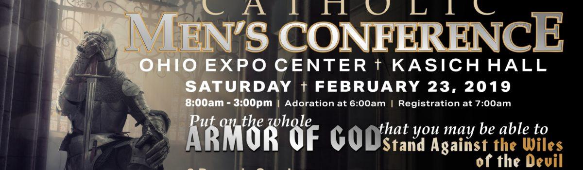 Columbus Catholic Men's Conference 2019